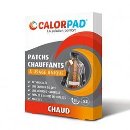 2 Patchs Chauffants Adhésifs 8 Heures - 28 x 8 CM